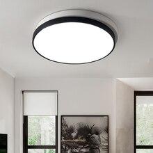Moderne Bro Beleuchtung Design Einfache Deckenleuchten Persnlichkeit FHRTE Dimmen Wohnzimmer ZA BG27