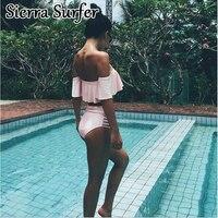 8 Style Womens Printed Crop Top Vest Shorts Bikini Set Swimwear Beach Bathing Swimsuit Moda Praia