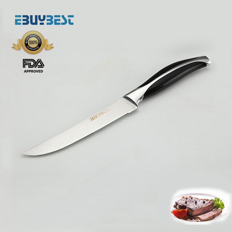 new 5 inch chef knife kitchen knife stainless steel steak knife Kitchen Knives Free shipping