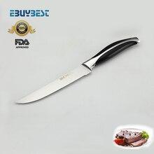 Neue 5 zoll kochmesser küchenmesser edelstahl steak messer Küchenmesser Freies verschiffen
