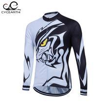 Fastcute 2016 font b cycling b font clothing Quick dry Long Sleeve font b cycling b