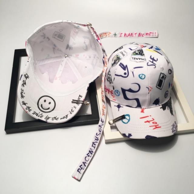 New Hip hop Bigbang GD G-Dragon Concert Same Model Design Unisex Baseball hat Cap