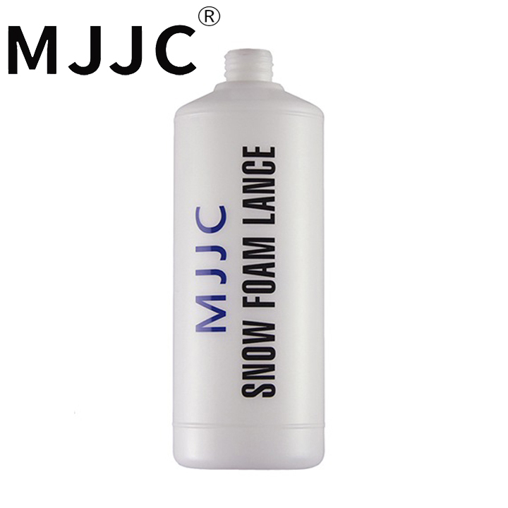 MJJC Brand 2018 Foam Lance Bottle 1Liter 1000ml Empty Jug For Foam Cannon with the High Quality Automobiles Accessory mjjc brand foam lance for karcher 5 units package free shipping 2017 with high quality automobiles accessory