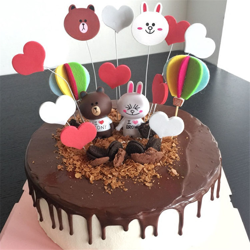 Pleasant Toys For Baby Boy Birthday Cake Topper Rabbit Toy Cake Decorating Funny Birthday Cards Online Elaedamsfinfo