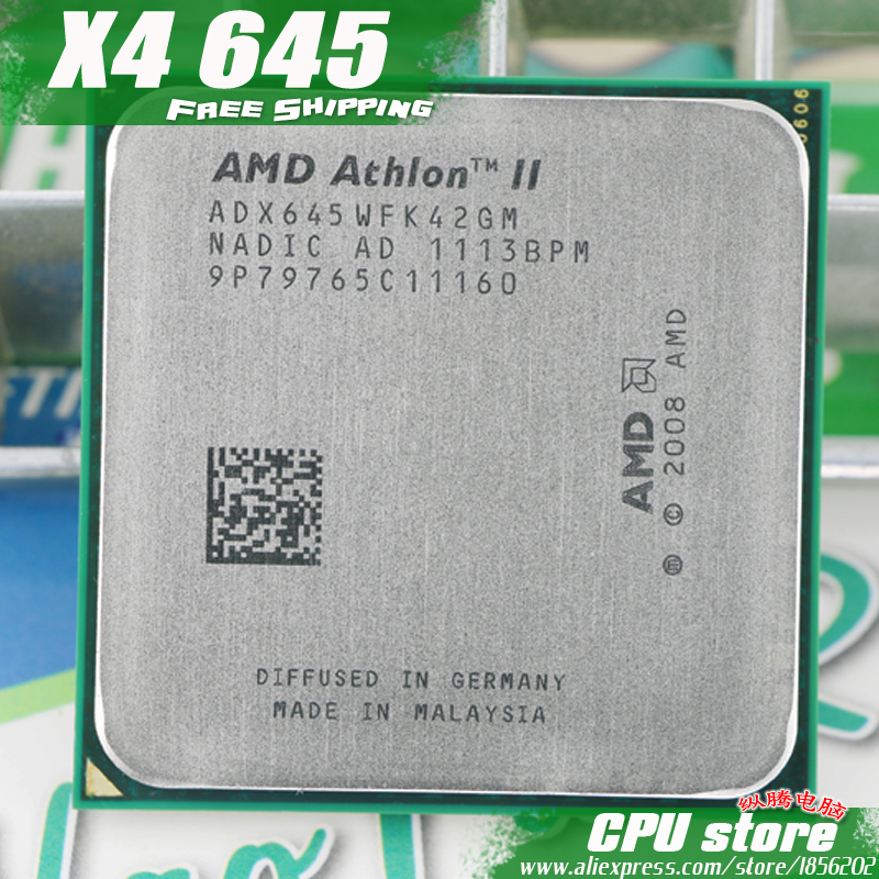 Amd Hdz940xcgibox Phenom Ii X4 940 Black Edition Quad Core Processor 3 00 Ghz 8mb L2 Cache