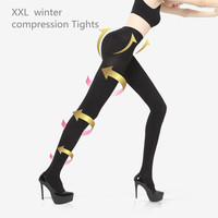 Women Rehabilitation Therapy Pantyhose Therapeutic 20 30 MmHg Compression Stocking Tights 480D 680DEN