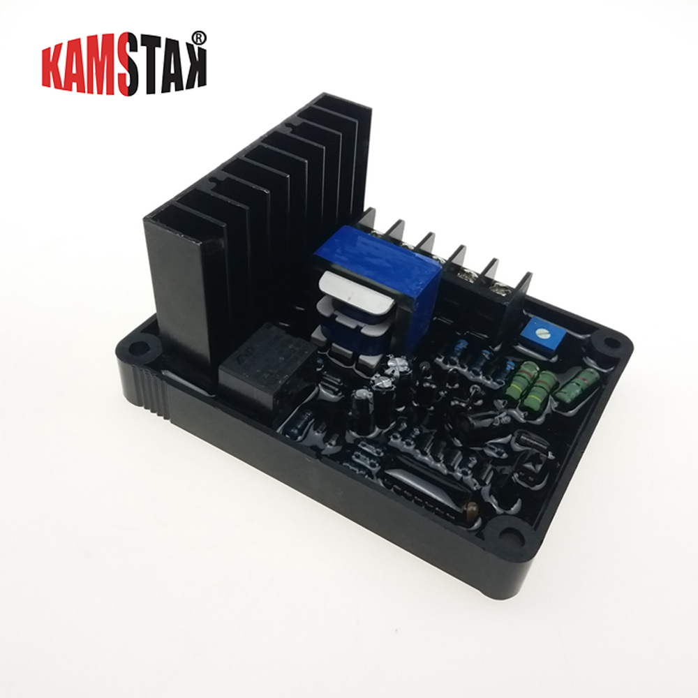 5E Generator us $21.0 |gb170 brushed avr pressure regulating plate dx 5e is suitable for  brushed three phase generator-in generator parts & accessories from home