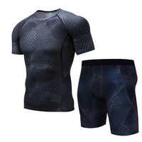 2017 men s suit 3d printed t shirt men short sleeved t shirt compressed clothes quick.jpg 200x200