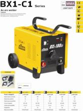 130AMP 110/220V Welder IGBT Portable Welding Inverter MMA ARC Welding Machine with electrode holder and earth clamp,free mask