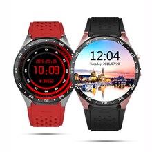 New Smartwatch Telefon Mit Schrittzähler 2.0MP Kamera 4 GB ROM GPS Uhr Armbanduhr Quad Core 3G Android Uhr Uhren inteligentes