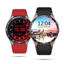 New Smartwatch Phone With Pedometer 2.0MP Camera 4GB ROM GPS Watch Wristwatch Quad Core 3G Android Watch Relojes inteligentes