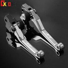 CNC Pivot Lever For YAMAHA TTR250 1993-1997 TTR600 1998-2002 XT250X 2006-2015 Motorcycle Brake Clutch Lever TTR 250/600 XT 250X