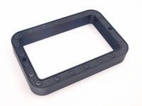 Funssor aluminum alloy Resin Tank Resin VAT IncrediVat D7 For Wanhao Duplicator 7 DIY SLA DLP 3D printer
