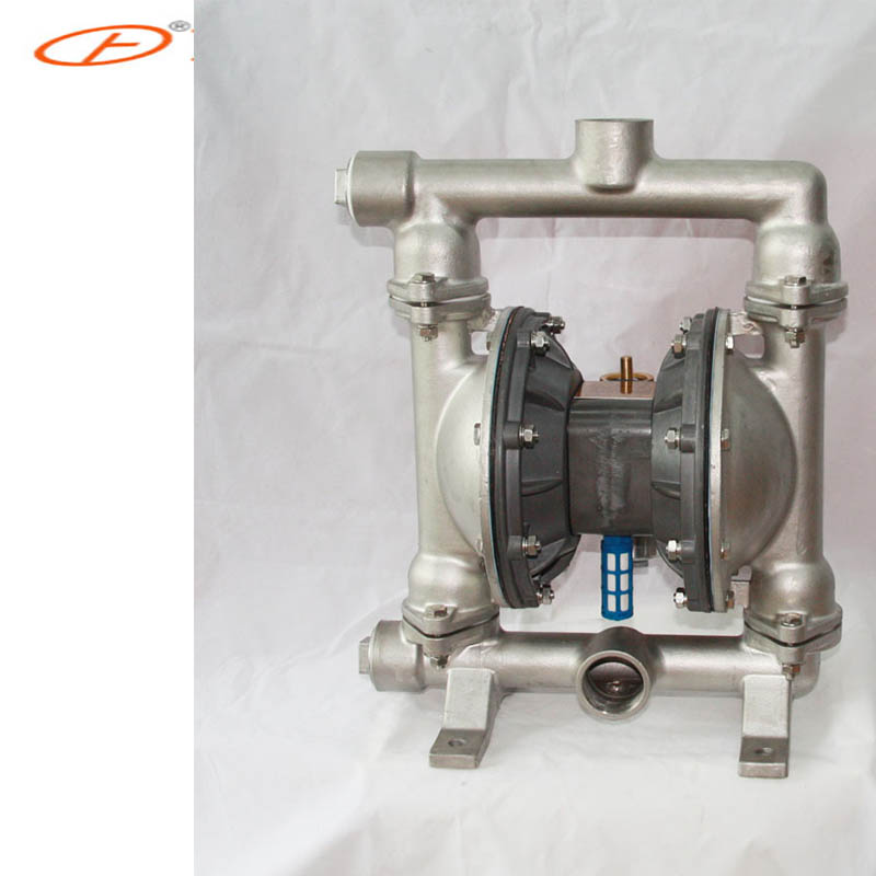 1/2 inch 304 stainless steel small sausage diaphragm pump with NBR diaphragm  цены