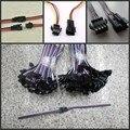 5 пар 2 3 4 5 pin SM Мужской и женский jst разъем 2PIN 3pin 4pin 5pin Провода кабель пигтейл Штекер Бесплатная доставка