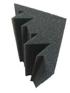 Image 4 - 16 PCS Bass Trap Acoustic Panels Absorption Foam Music Treatment For Studio Best price