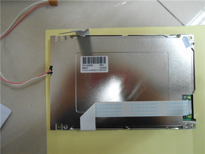 New Original A+ Grade 5.7 Inch CSTN LCD Panel SX14Q005 320 RGB*240 QVGA Screen Panel 6 months warranty