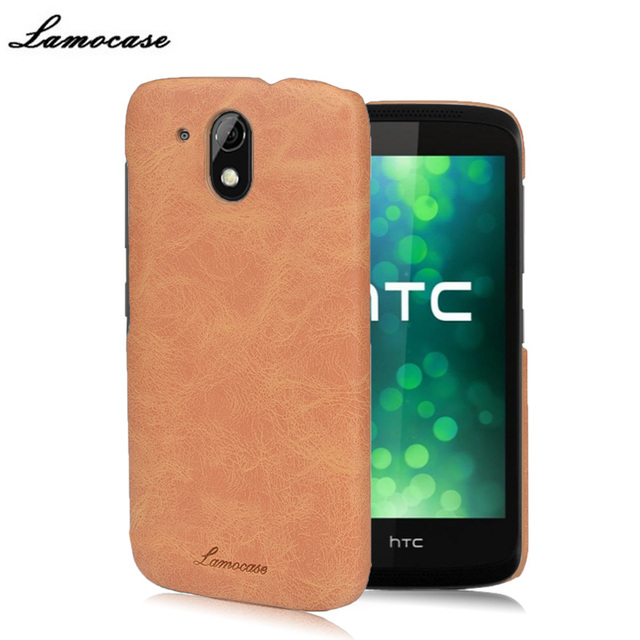 Luxury Case For HTC Desire 526G Dual sim Cover For HTC Desire 326G 526G+ Protective Back Cover Lamocase New Arrival HTC 526G