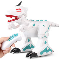Animal toys for children Pet Remote Control Smoke Effect Intelligent Dance Robot Dinosaurs Xmas Gift Toy MJ1031