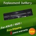 JIGU батареи Ноутбука R052 1025 для ASUS 07G016HF1875 A31-1025 Eee PC 1025C 1225B 1225C EeePC 1011CX RO52C A31-1025b A31-1025c
