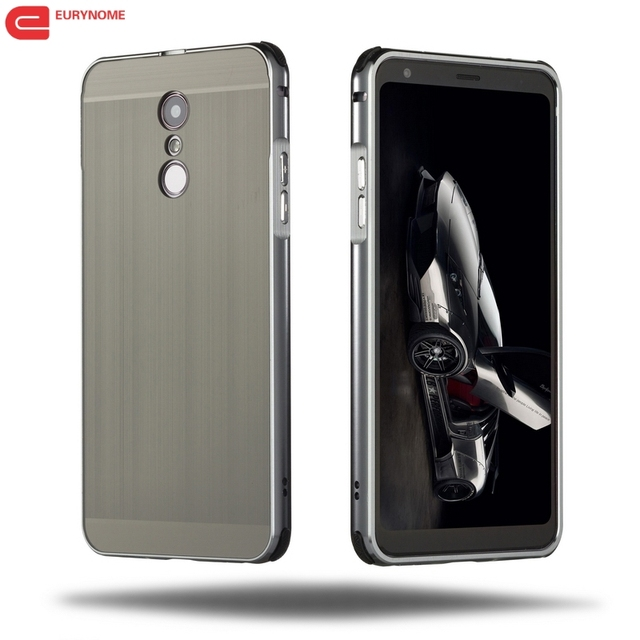 huge discount 08eef 14c25 US $6.36 9% OFF|Aliexpress.com : Buy Luxury Case for LG Stylo 4 Q Stylus  Cover Original Shockproof Metal Aluminum Frame Ultra Thin Cover for LG Q ...