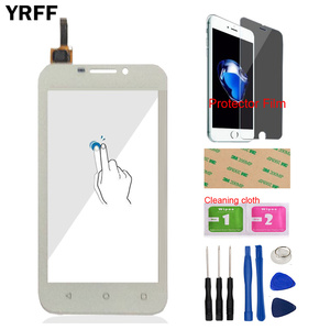Image 3 - YRFF Voor Huawei Y541 U02 Y541U02 Y5 Y5c Touch Screen Digitizer Voor Glas Len Sensor Panel Gereedschap Gratis Protector Film Lijm