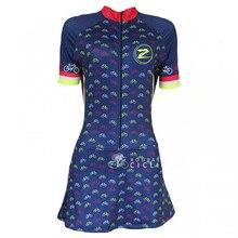 Pro Team триатлон костюм женский Велоспорт Джерси Skinsuit комбинезон Майо Велоспорт Ropa ciclismo комплект без подкладки 029
