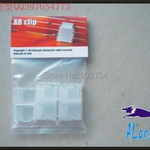 low price -10pcs(2BAG) AB CLIP