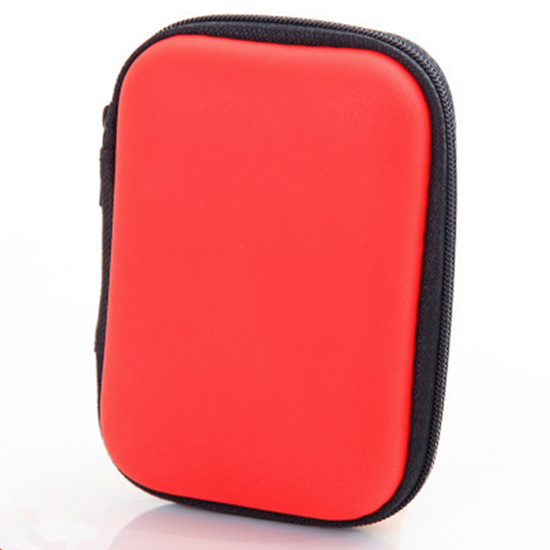 New Hot Portable Travel Electronic SD Card USB Cable Earphone Phone Charger Accessories Bags For Phone Data Organizer Bag Case