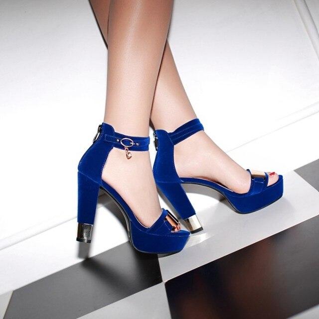 summer ladies sapatos mulher schoenen vrouw high heels chaussure femme zapatos mujer sandals women shoes sandalias femme T865