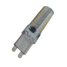 Oszczędność energii! G9 SMD3014 lampa 70 diody LED 72 diody LED 80 LED AC220V 7 W Bombillas ściemniania żarówka LED Lampada ściemniacz kukurydzy światła 10 sztuk/partia
