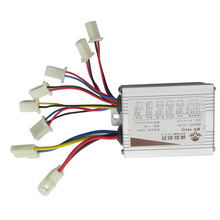 24V 36V 48V 500W electric bike bike controller electric motor brushed controller for electric bike/scooter e-bike/brush motor brush motor 36v 450w my1020zxfh decelerating motor with fan for electric tricycle scooter unite motor