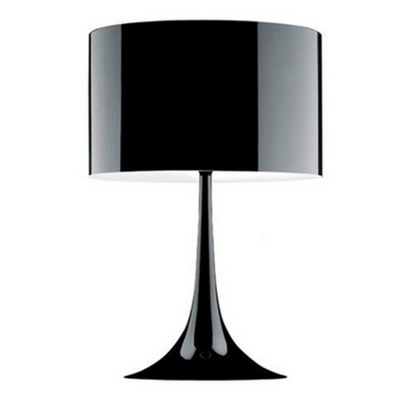 GZMJ Black/White Nordic Polishing LED Table Lamp Light Fixtures Restaurant Bedroom Modern Famous Design Fashion Study Lights