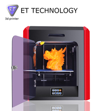 2017 Newest High Quality Shenzhen Yite Accurate Extruder 3D Printer with Upgraded Version Motherboard Free ABS PLA Filaments