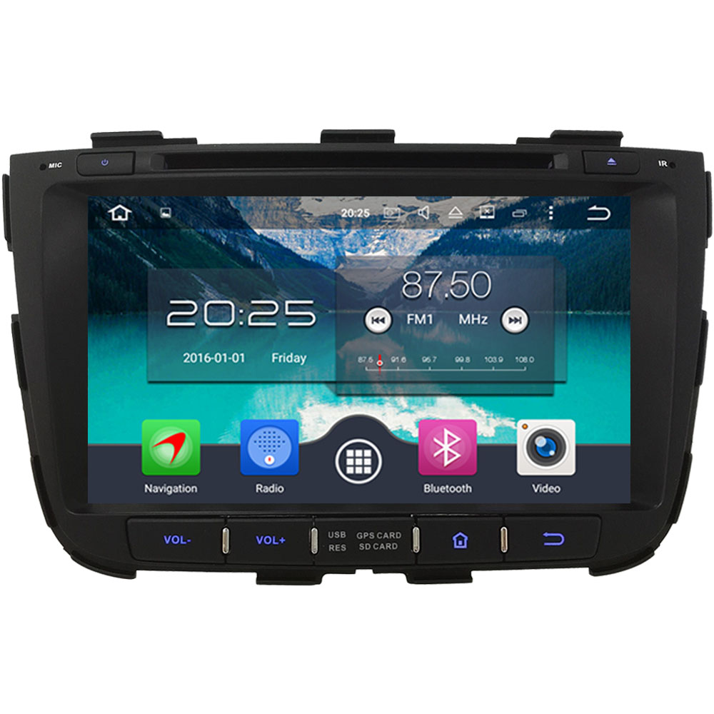 8 4GB RAM 32GB ROM Octa Core Android 6.0 3G/4G WIFI DAB BT Car DVD Multimedia Stereo Radio GPS Player For KIA Sorento 2013 2014 8 octa core android 6 0 4gb ram 32gb rom 4g wifi dab car dvd multimedia radio gps player for kia ceed 2013 2014 2015 2016 2017