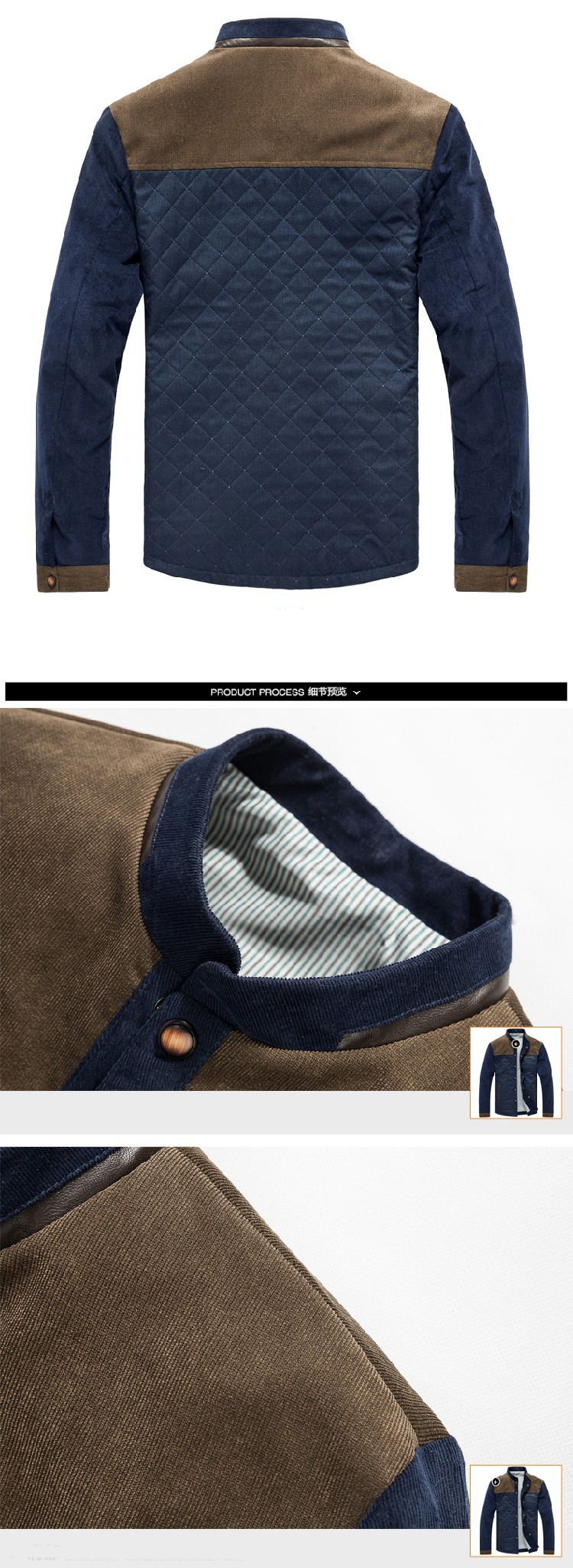 MIACAWOR Original Jacket Men Autumn Jaqueta Masculino Bomber Jacket Casual Chaqueta Hombre Casaco Masculino Drop shipping J100