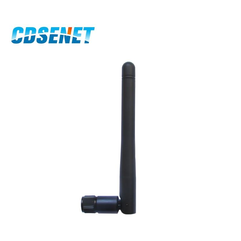 Image 2 - 4 шт. 433 МГц резиновая всенаправленная антенна Anten TX433 JK 11  2.5dBi гибкий SMA разъем 433 МГц всенаправленная антенна для связи-in  Антенны для связи from Мобильные телефоны и телекоммуникации on