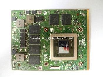 Freies DHL EMS GTX 770 Mt GTX770M 3G N14E-GS-A1 Grafikkarte Für D E L L N V Ich D Ich Eine M15X M18X M6600 M17X Display Grafikkarte GPU