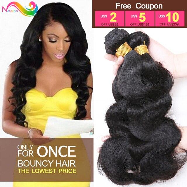 Brazilian Virgin Hair Body Wave 3 Bundles Hair Extensions Body Wave Brazilian Hair Weave Bundles 7A Unprocessed Virgin Hair