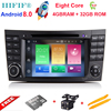 HIFIF Android 8 0 Two Din 7 Inch CarDVD Player For E Class W211 Mercedes Benz