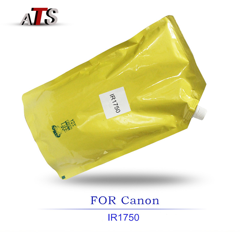1000G Toner Powder photocopier fittingFor Canon <font><b>IR1750</b></font> IR1740 IR1730 copier spare parts Photocopy machine printer supplies image