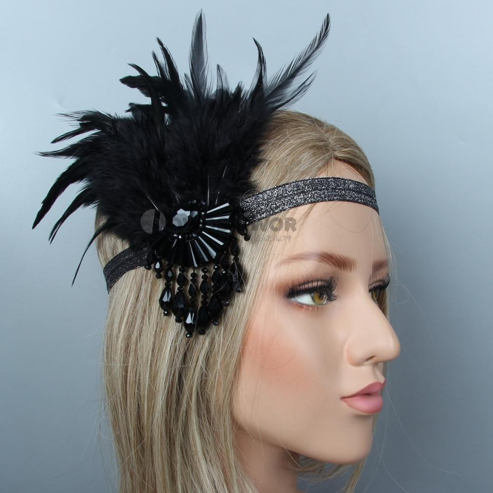 flapper hair accessories - 1000×1000