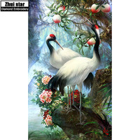 New Full Square Diamond Mosaic 5D Diy Diamond Painting Colorful Flowers Cross Stitch Full Mosaic Picture