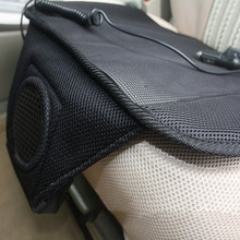 Cimiva Adjustable Car Seat Ventilation Siliconesummer Fan Blower Single Cooling