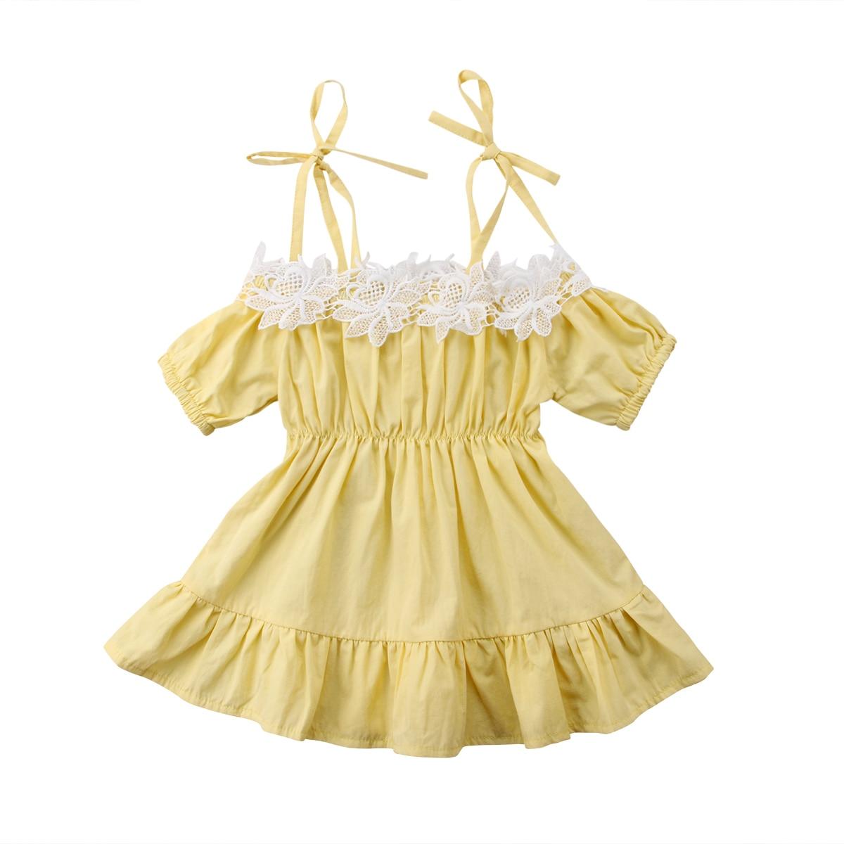 Kids Toddler Baby Girl Princess Dress Floral Pageant Wedding Party Tutu Dresses
