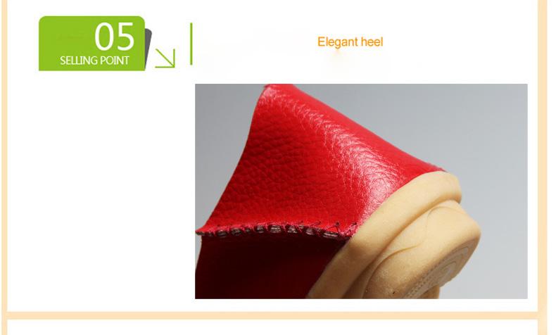 AH912 (38) women's loafers shoe