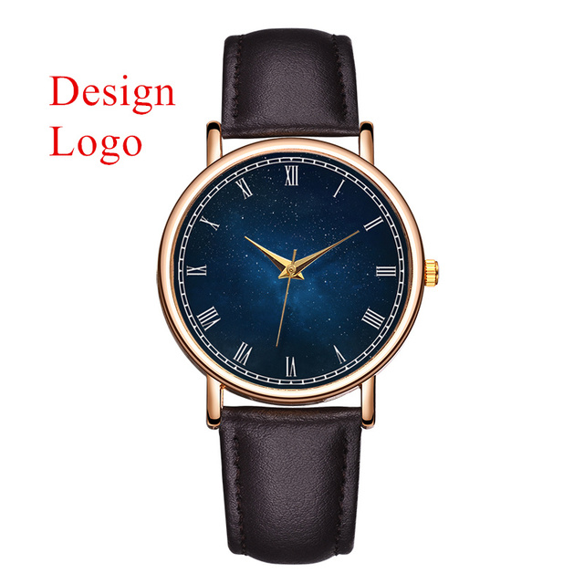 B 9082 Moq 50pcs Custom Stylish Luxury Quartz Brand Watches Design Cheap Oem Watch Logo Printed Famous Brand Watch In Quartz Watches From Watches On