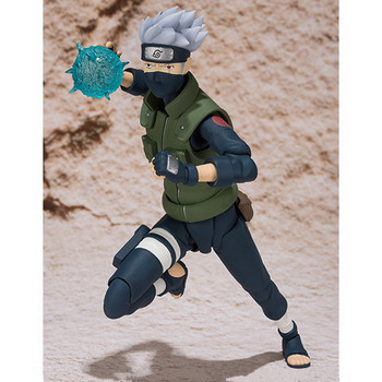 15cm Anime Naruto Sasuke Hatake Kakashi Collection Action Figure Toys