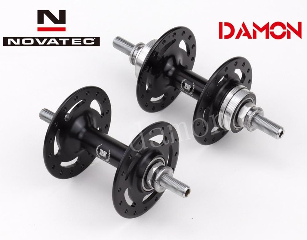 Novatec A565SBT A566SBT 20 24 28 32 36 Holes Fixed Internal Gear Bicycle Hub 14 15