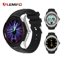 LEMFO LF17 Android 5.1 Smart Watch Phone 512MB+4GB Heart Rate Monitor Fitness Tracker Support SIM 32GB TF Card Slot